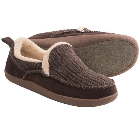 acorn s slippers acorn crosslander slippers for 7559k save 53