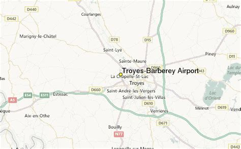 troyes map troyes barberey airport weather station record