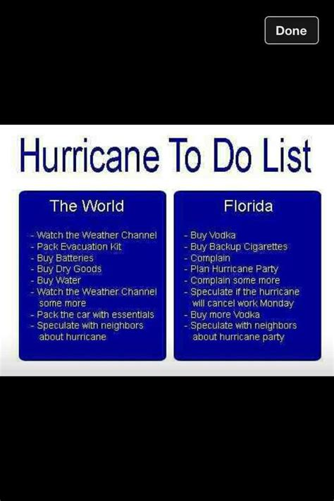 florida preparing   hurricane season hurricane