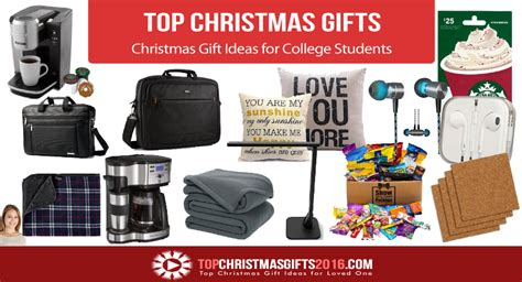 best christmas gift ideas for college students 2017 top