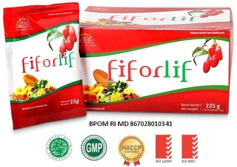Fiforlif Serat Alami Pelangsing 1 solusi alami pelangsing bab kesehatan usus fiforlif