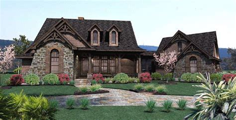 Cottage Craftsman Tuscan House Plan 65866 Tuscan Cottage House Plans