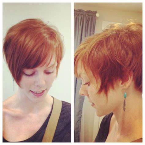 dc hairstylists specializing in short hair cuts 1000 images about ashley s work on pinterest short hair