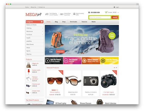 themes bookstore 40 awesome ecommerce wordpress themes 2017 colorlib