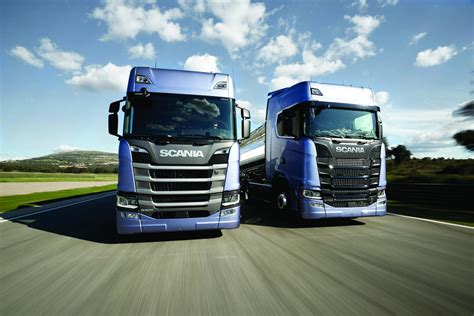 scania new model new scania s and r trucks launched commercial motor