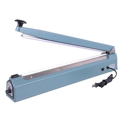 Seal Machine 20 quot sealer impulse heat manual seal machine plastic