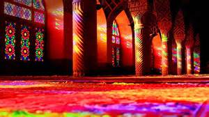 Best Sitting Room Colours - the bewildering nasir al mulk mosque iran world for travel