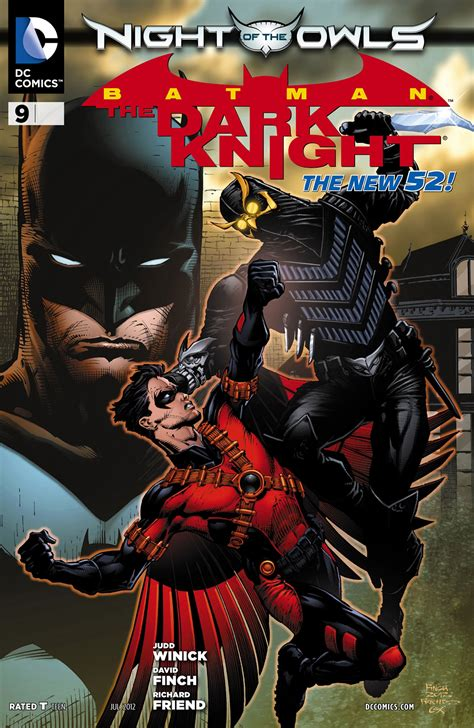 libro batman tp vol 9 batman the dark knight vol 2 9 dc database fandom
