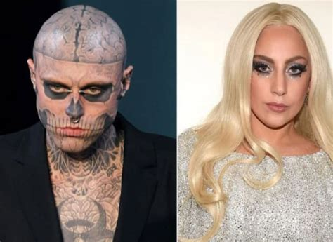 Rick Genest Commits Suicide; Lady Gaga Mourns Death of