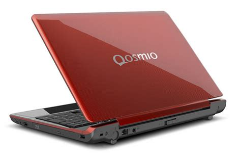 toshiba qosmio f750 the world s glasses free 3d laptop gizmocrazed future technology news