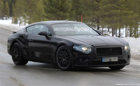 continental bentley bentley continental gt spy shots and video autozaurus