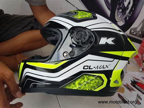 Stiker Di Helm Ink by Modifikasi Stiker Decal Helm Ink Cl Max Dan New Vixion