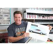 Chip Foose Tapes The Last Overhaulin' TV Show  Hot Rod Network