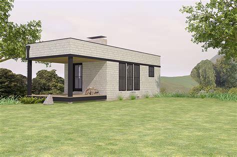 Home Plans With Mother In Law Suite plano de monoambiente moderno de 28 m2 planos de casas