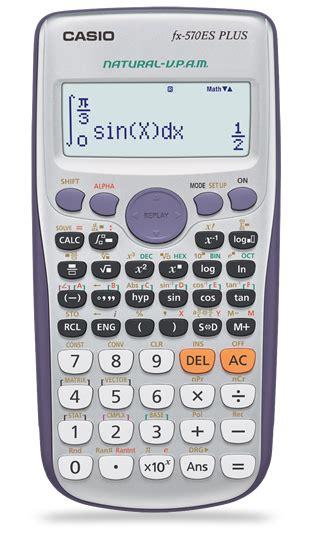fx esplus  programmable scientific calculator