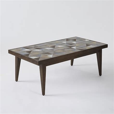 elm mixed wood coffee table 23 best elm coffee tables images on