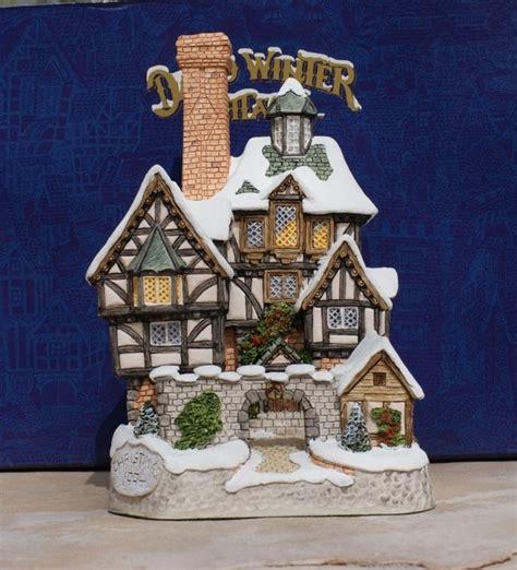 230 best images about david winter cottages on pinterest