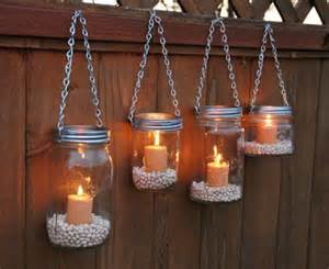 Etsy Mason Jar Chandelier 16 Luminaries And Lanterns To Light Up Your Autumn Party