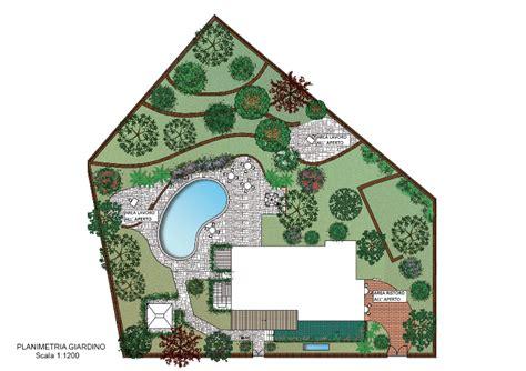 planimetria giardino planimetria civico 108 direzionale eur