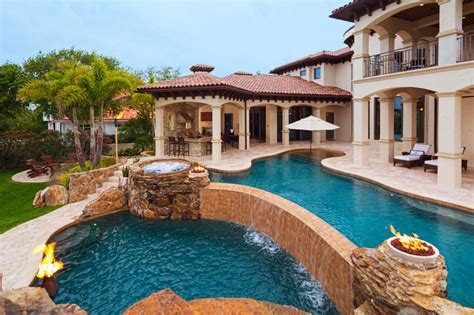 Ordinary Homes For Sale In Las Vegas With Swimming Pool #5: 61swimming-pool-waterfall.jpg