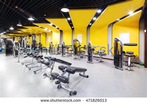 Salle De Fitness Design by Interior Stock Images Royalty Free Images Vectors
