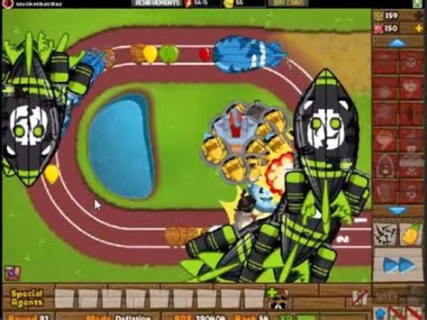 In Defense Of Deflation bloons td 5 btd5 sprint track deflation naps highest