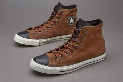 Sepatu Converse Black High sepatu sneakers converse chuck all premium suede hi black