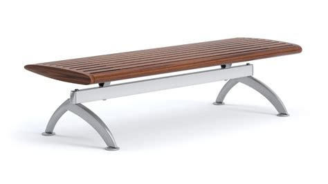 public benches wood bench for public waiting areas bern 249 174 arconas