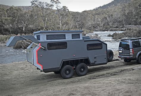 Plans For Building A Cabin bruder expedition trailer