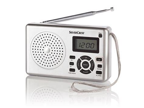 silvercrest digital multi band radio lidl great