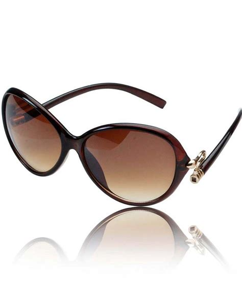 Gc Sunglasses golf club brown oval shape sunglasses buy golf club