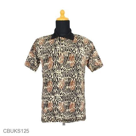 Kaos Motif kaos batik motif sogan kaos murah batikunik