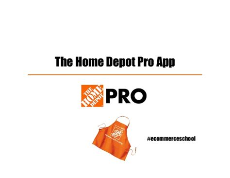 ecommerce school with casey rivera of the home depot