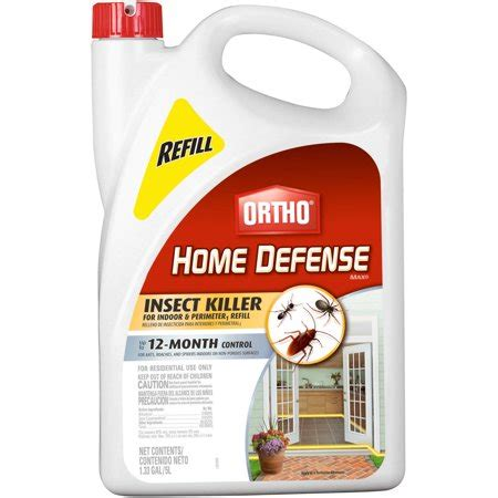ortho home defense max insect killer  indoor