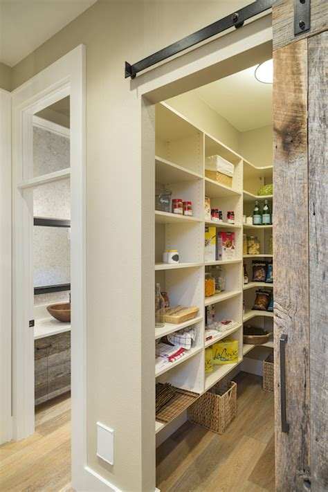 view  hallway  walk  pantry framed   salvaged