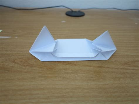 How To Make A Paper Tank Step By Step - how to make a origami paper tank 3