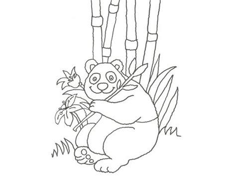 concurso de dibujo premiado con un curso de ingl 233 s en el dibujo para colorear con ni 241 os de un oso panda