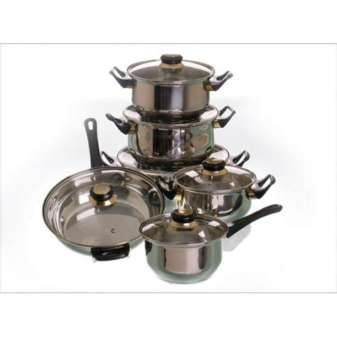 Vicenza Stainless promo vicenza vicenza panci set v 612 vicenza stainless cookware v612 elevenia