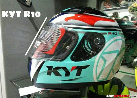 Harga Visor Clear Kyt R10 resmi harga kyt r10 flat visor rp 460 ribuan bisa