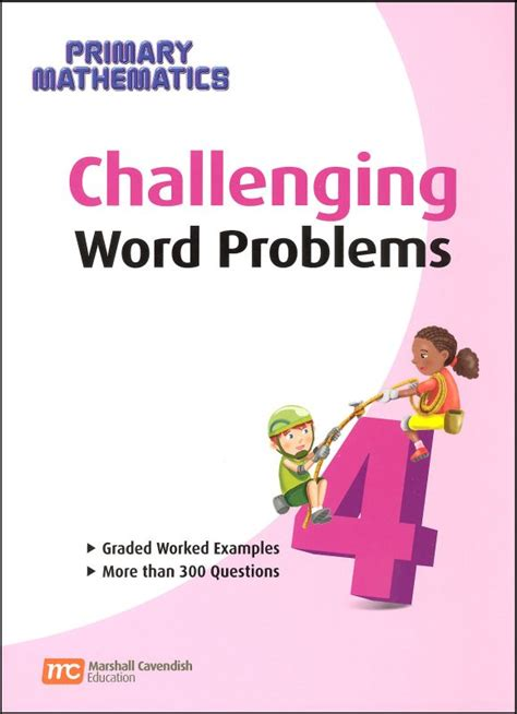 challenging math problem math word problems with answers for grade 4 fourth grade