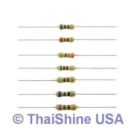 1k resistor color code 1k resistor ebay