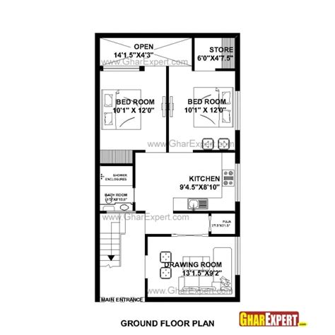 house design 15 feet by 60 feet house plan for 15 feet by 60 feet plot plot size 100