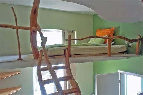 nachttisch für hochbett wohnung zimmer design apfelgr 252 n