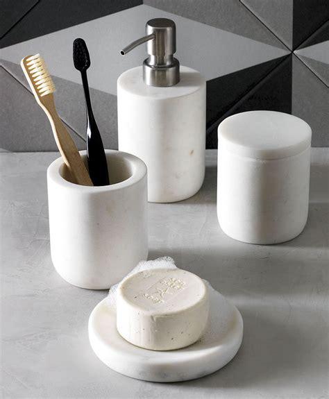 spa like bathroom accessories bathroom design idea 5 ways to add marble to your
