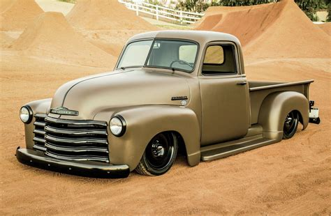 1950 chevrolet 3100 lowrider custom rod rods