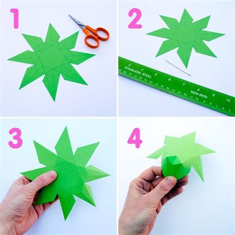 Paper Handicraft - recycling paper craft ideas creating 8 small handmade gift