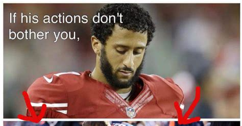 meme nails leftist hypocrisy over nfl thug disrespecting
