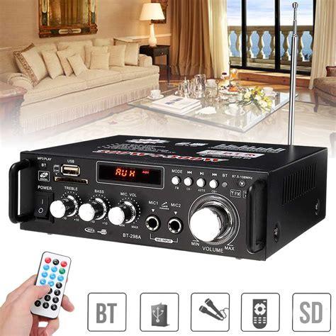 home amplifiers amplifier audio amplifier bluetooth