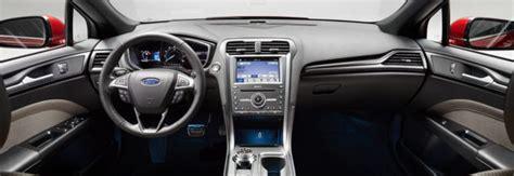 ford mondeo  release date price interior