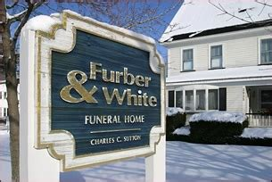 furber and white funeral home